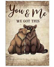 You and me 11x17 Poster front