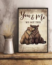 You and me 11x17 Poster lifestyle-poster-3