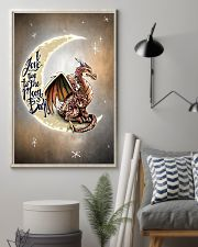 I love you to the moon and back 11x17 Poster lifestyle-poster-1