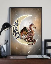 I love you to the moon and back 11x17 Poster lifestyle-poster-2