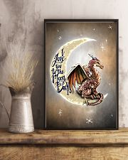 I love you to the moon and back 11x17 Poster lifestyle-poster-3