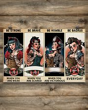 Be Strong  17x11 Poster poster-landscape-17x11-lifestyle-14
