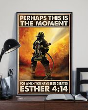 Perhaps This Is The Moment 11x17 Poster lifestyle-poster-2