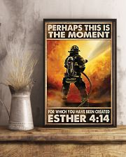 Perhaps This Is The Moment 11x17 Poster lifestyle-poster-3