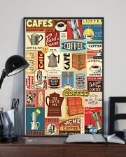 Vintage coffee poster 11x17 Poster lifestyle-poster-2
