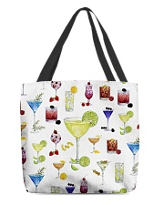 Cocktail party All-over Tote back