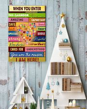 When you enter this classroom 11x17 Poster lifestyle-holiday-poster-2