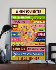 When you enter this classroom 11x17 Poster lifestyle-poster-2
