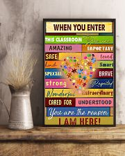 When you enter this classroom 11x17 Poster lifestyle-poster-3