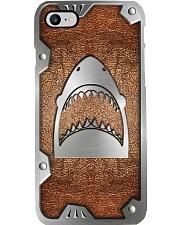 Shark Metal pattern print Phone Case i-phone-8-case