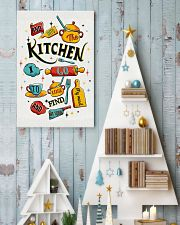 And into the kitchen I go 11x17 Poster lifestyle-holiday-poster-2
