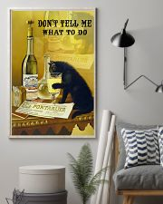 Don't tell me what to do 11x17 Poster lifestyle-poster-1