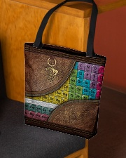 Periodic table All-over Tote aos-all-over-tote-lifestyle-front-02