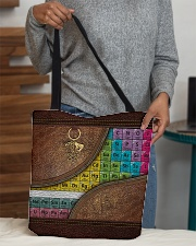 Periodic table All-over Tote aos-all-over-tote-lifestyle-front-10