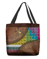 Periodic table All-over Tote back