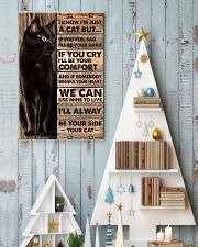 I'm just a cat 11x17 Poster lifestyle-holiday-poster-2
