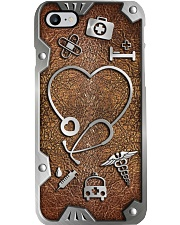 Nurse Metal pattern print  Phone Case i-phone-8-case
