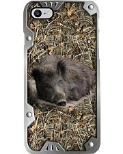 Love Hunting Metal Pattern Print  Phone Case i-phone-8-case