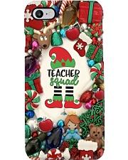 Teacher squad  Phone Case i-phone-8-case