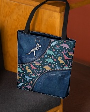 Dinosaur tote All-over Tote aos-all-over-tote-lifestyle-front-02