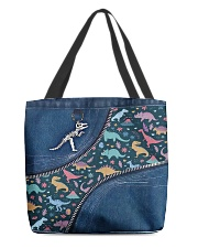 Dinosaur tote All-over Tote back