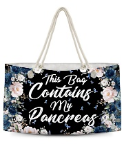 This Bag Contains My Pancreas Weekender Tote tile