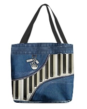 Love music tote All-over Tote back