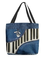 Love music tote All-over Tote front