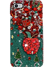 Merry Christmas Pattern Print  Phone Case i-phone-8-case