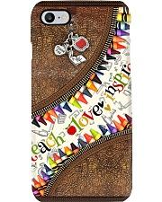 Teacher  Phone Case i-phone-8-case
