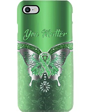 You Matter Metal pattern print Phone Case i-phone-8-case