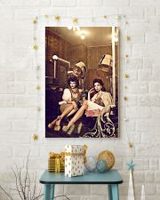 Vintage salon 11x17 Poster lifestyle-holiday-poster-3