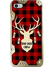 Boo Boo Crew Metal Print Phone Case i-phone-8-case