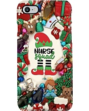 Nurse squad Phone Case i-phone-8-case
