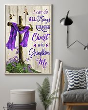 I can do all things through Christ 11x17 Poster lifestyle-poster-1