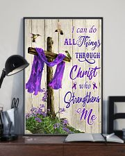 I can do all things through Christ 11x17 Poster lifestyle-poster-2