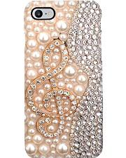Love music pattern print Phone Case i-phone-8-case