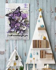 I will remember for you 11x17 Poster lifestyle-holiday-poster-2