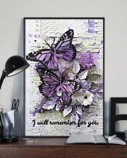 I will remember for you 11x17 Poster lifestyle-poster-2