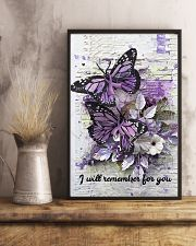 I will remember for you 11x17 Poster lifestyle-poster-3