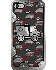 Wee woo bus Metal pattern print Phone Case i-phone-8-case