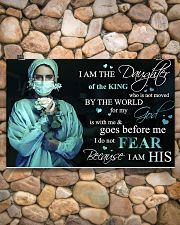 I am the daughter of the King 17x11 Poster poster-landscape-17x11-lifestyle-15