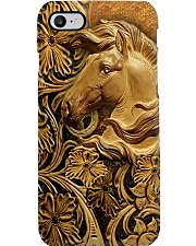 Horse Leather pattern Print Phone Case i-phone-8-case