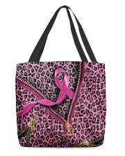 Breast Cancer Awareness All-over Tote back