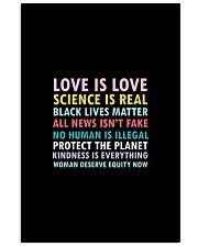 Dj Proper Love and Equity Vertical Poster tile