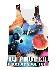 Dj Proper From My Soul 1  All-over Unisex Tank thumbnail