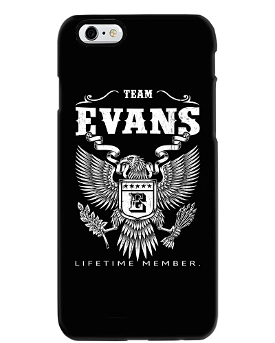 TEAM EVANS - View More Name Here -