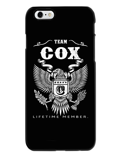 TEAM COX - View More Name Here -