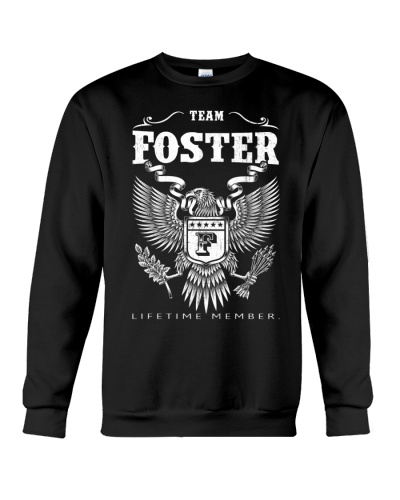 TEAM FOSTER - View More Name Here -