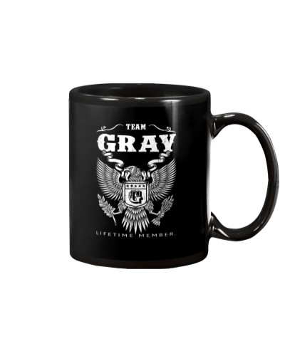 TEAM GRAY - View More Names Here -